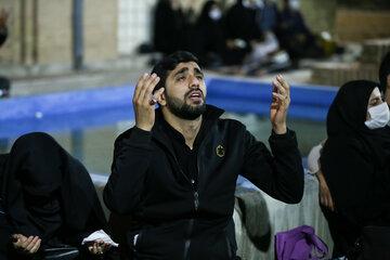 Laylat al Qadr solemnized in Isfahan, observing social distancing