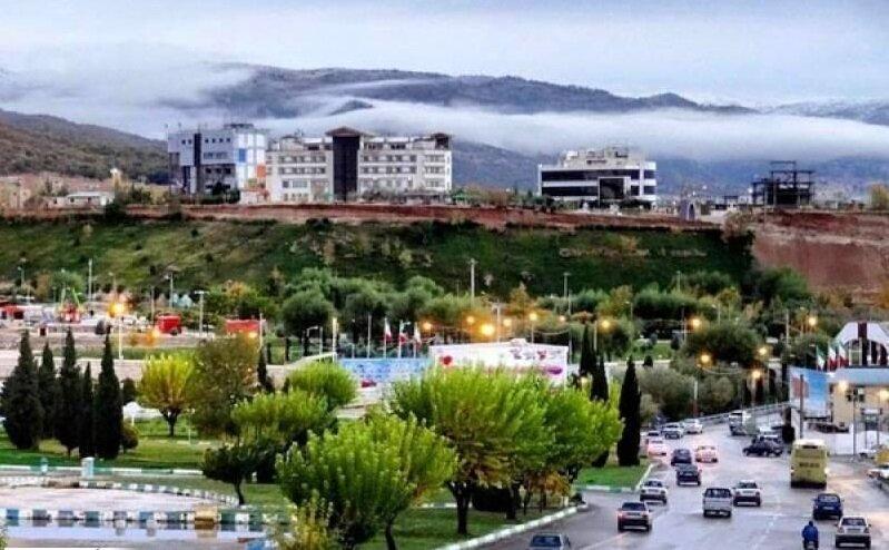 هزینه ۳ میلیارد ریالی برای زیباسازی شهر دهدشت