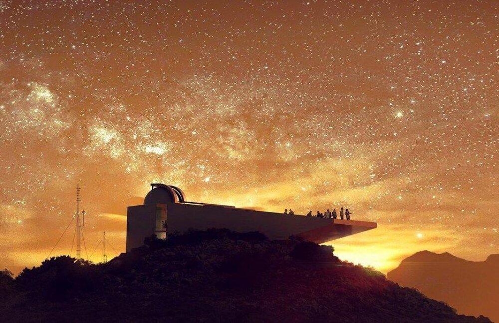 آغاز ساخت رصدخانه اعجابانگیز در قبرس