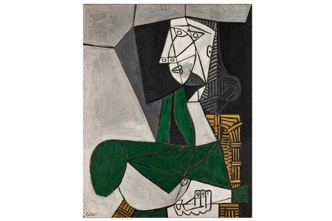 حراج نقاشی محبوب پیکاسو پس از ۳۵ سال