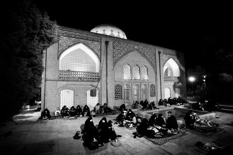 مراسم احیای شب قدر در اصفهان