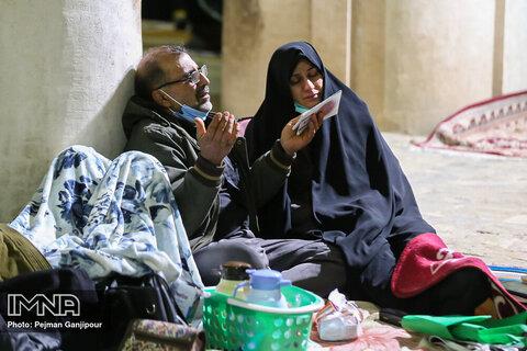 مراسم احیای شب بیست و یکم ماه رمضان