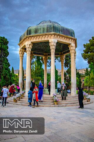 آرامگاه حافظ_شیراز