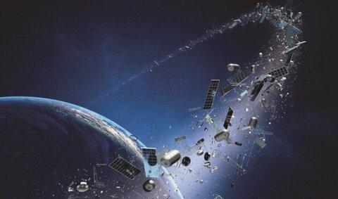 این تلسکوپ  زبالههای فضایی کوچک را نشان میدهد