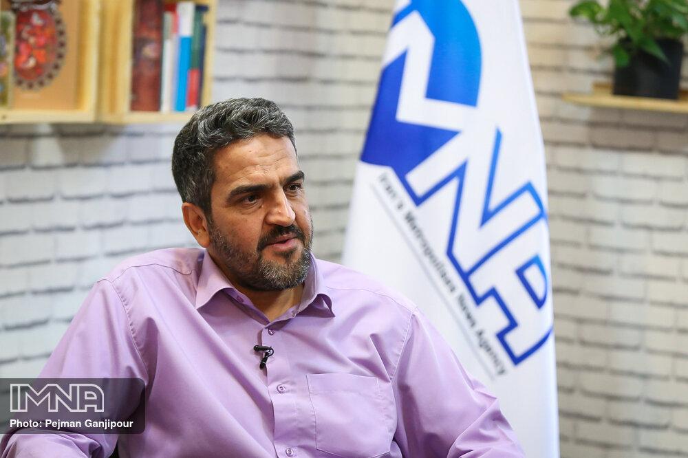 علت تورم افسار گسیخته ایران