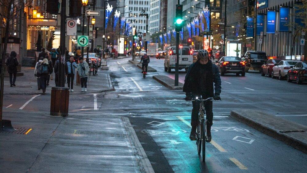 آبهای کپنهاگ میزبان مسیری برای دوچرخهسواری