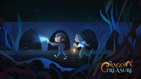 انیمیشن «گنج اژدها» به جشنواره اَنسی راه یافت