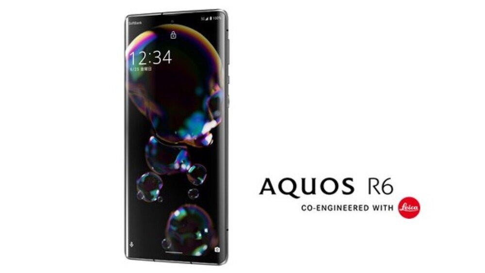 گوشی Sharp Aquos R6 به دوربین لایکا مجهز خواهد بود