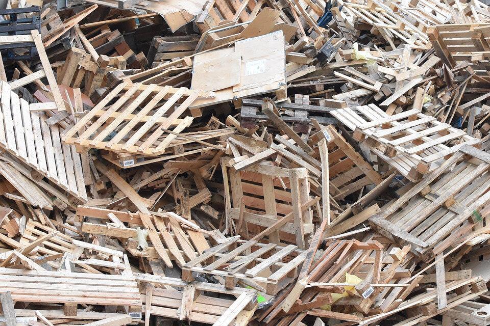 حل بحرانهای پیش روی بالتیمور با پسماندهای چوبی!