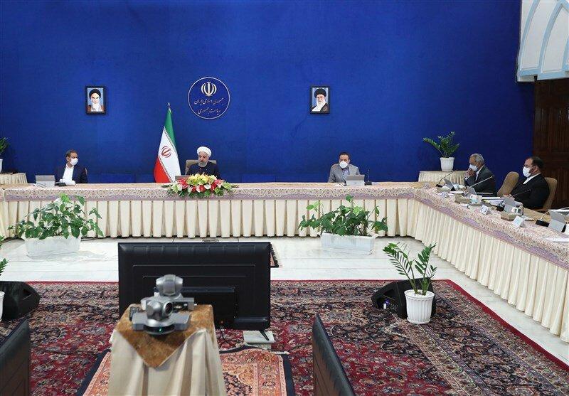 گزارش سفر معاون اول رییس جمهوری به استان خوزستان در هیات دولت