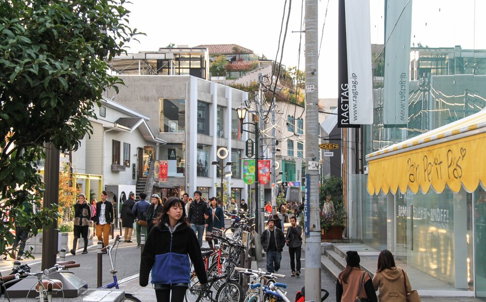 بهترین خیابانهای بدون خودرو در جهان