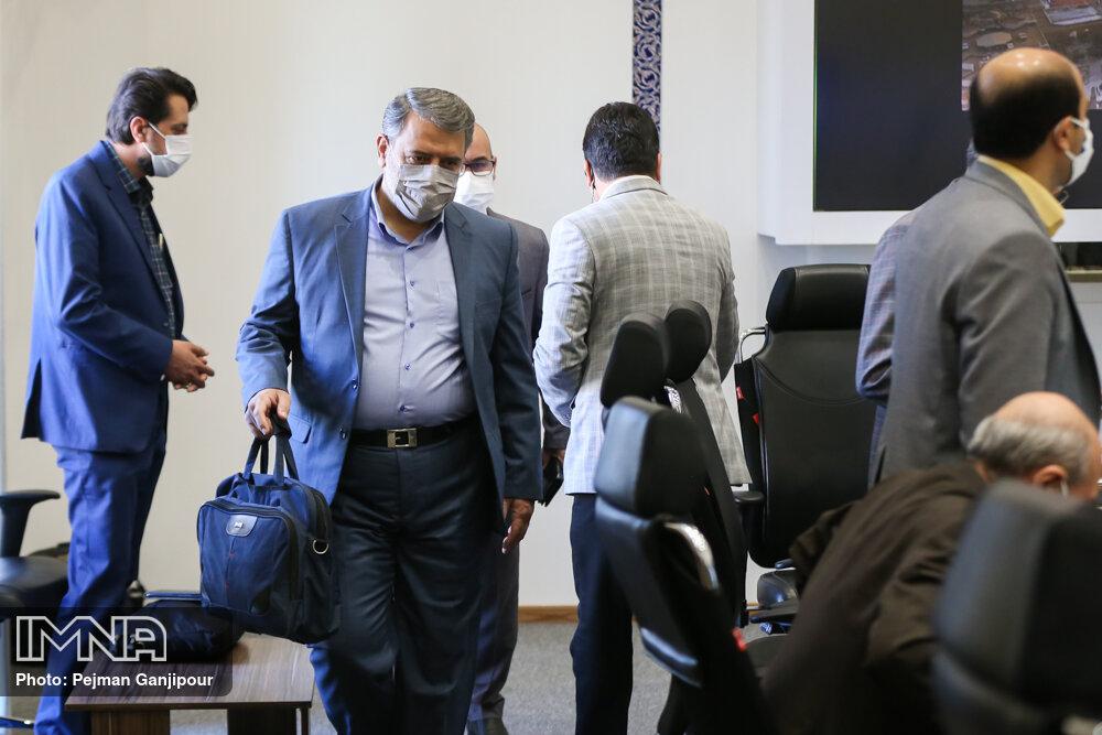 یکصد و هفتادمین جلسه علنی شورای شهر اصفهان