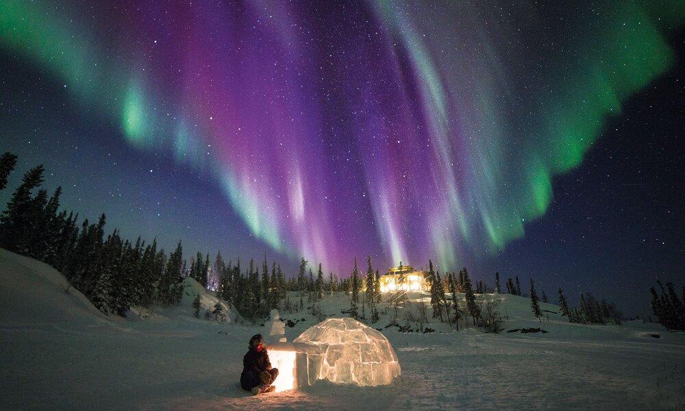 کشف نوع جدیدی از شفق قطبی