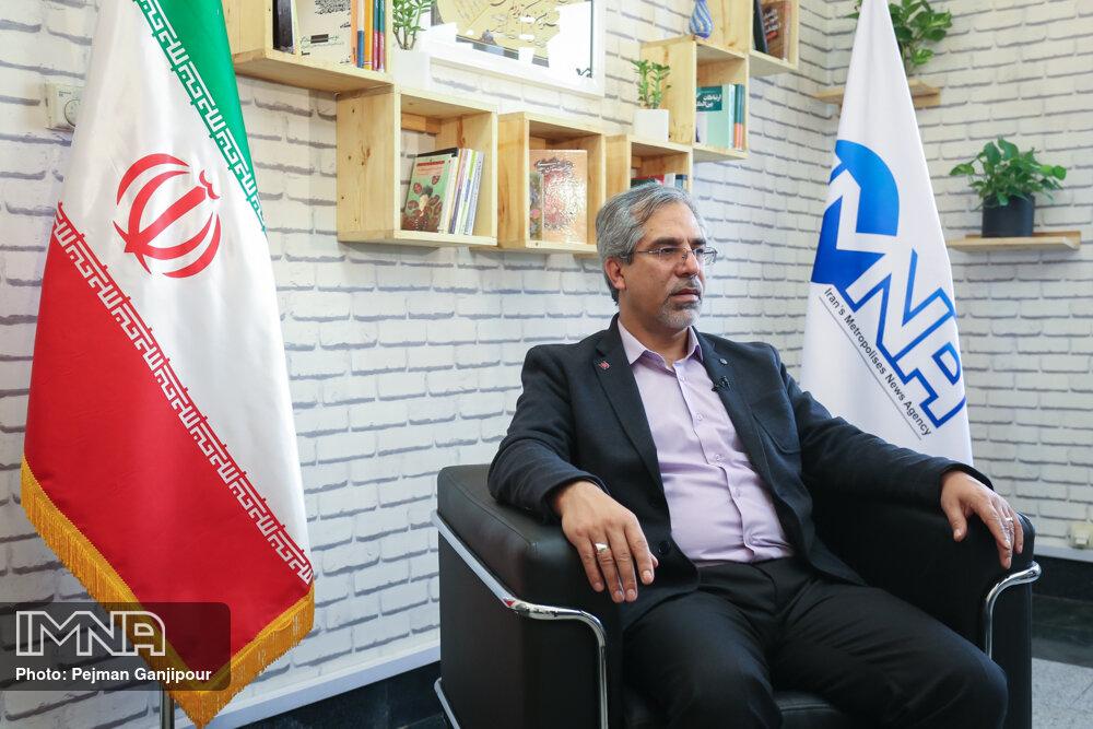 عینک مسئولیت اجتماعی بر چشم محیط زیست اصفهان