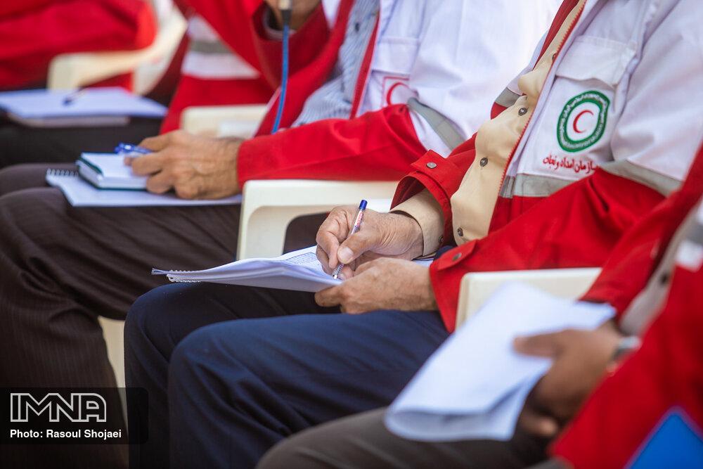 توسعه آموزشهای هلال احمر موجب ارتقا ایمنی جامعه میشود