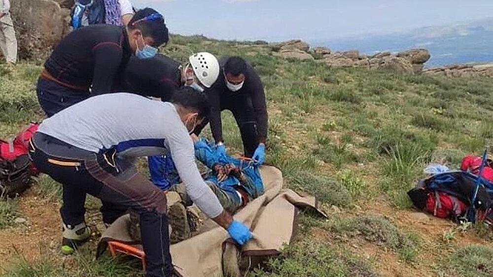 جسد مرد گمشده در ارومیه پیدا شد + عکس