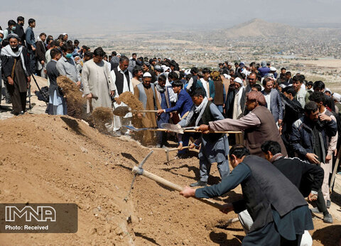 Death toll rises to 85 in Afghanistan girls' school bomb attack