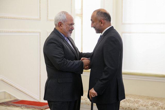 قدردانی وزیر خارجه افغانستان از پیام همدردی ظریف در پی حمله تروریستی کابل