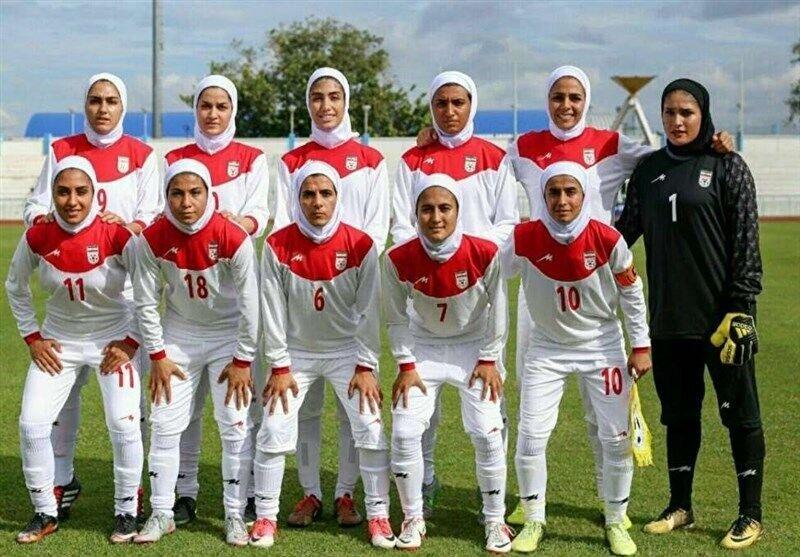 سه اصفهانی در اردوی تیم ملی فوتبال زنان