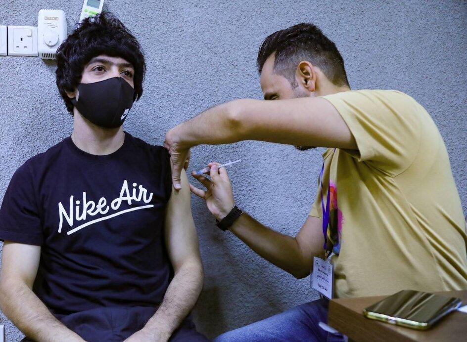 واکسیناسیون دانشجویان دانشگاه صنعتی ارومیه آغاز شد