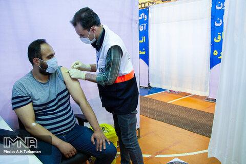 آخرین آمار واکسیناسیون کرونا ایران ۱۸ شهریور