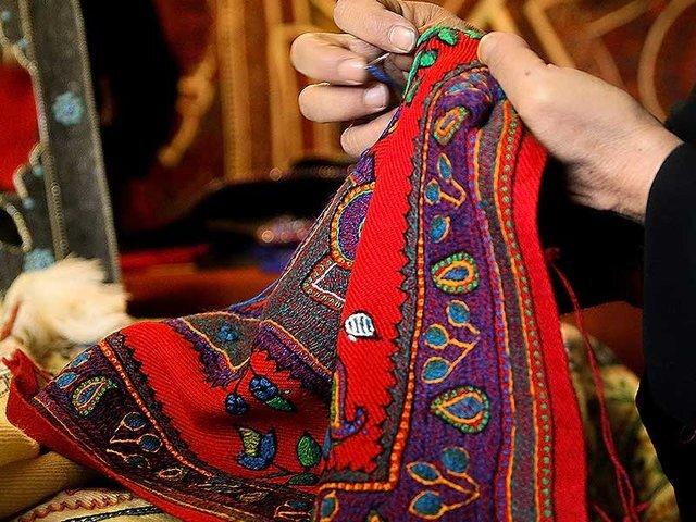 جشنواره صنایعدستی و هنرهای سنتی کاشان آغاز به کار کرد