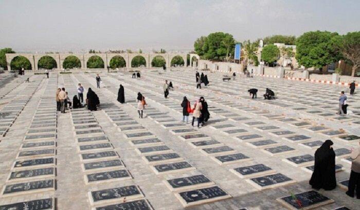 ورود به وادی رحمت تبریز در ساعات مشخص امکانپذیر است
