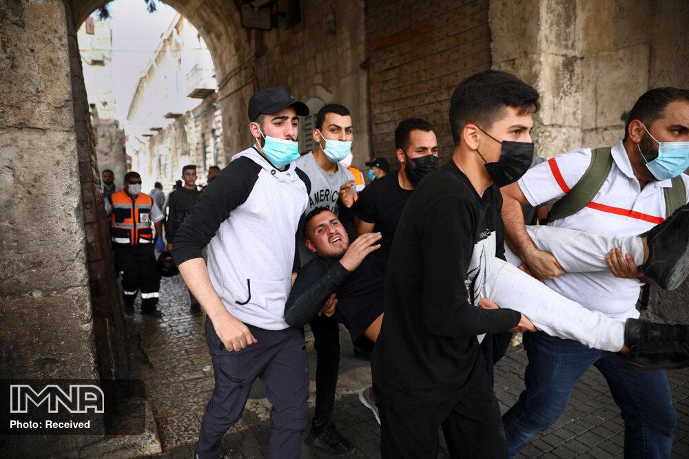 شمار شهدای فلسطینی به ۱۴۵ نفر رسید