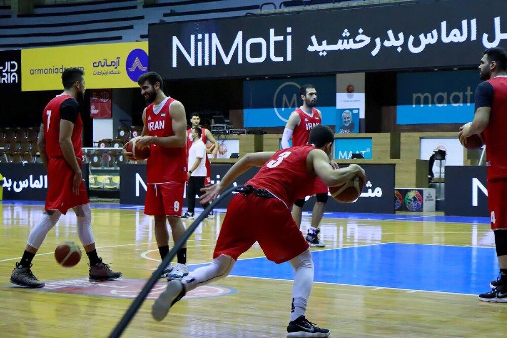 سرپرست تیم ملی بسکتبال: احتمال لغو تورنمنت لبنان بالا است