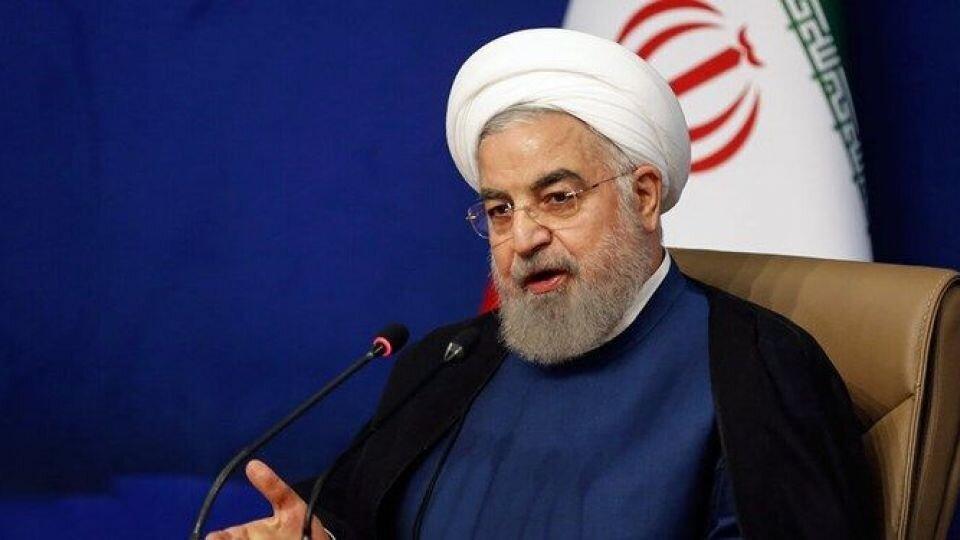 روحانی: فلسفه مذاکره بین کشورها تامین منافع مشترک است