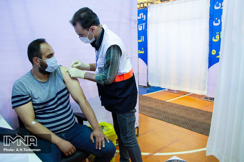 آخرین آمار واکسیناسیون کرونا ایران ۱۴ شهریور