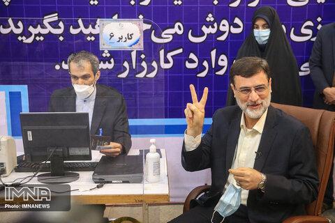 امیرحسین قاضی زاده هاشمی، نایب رئیس مجلس شورای