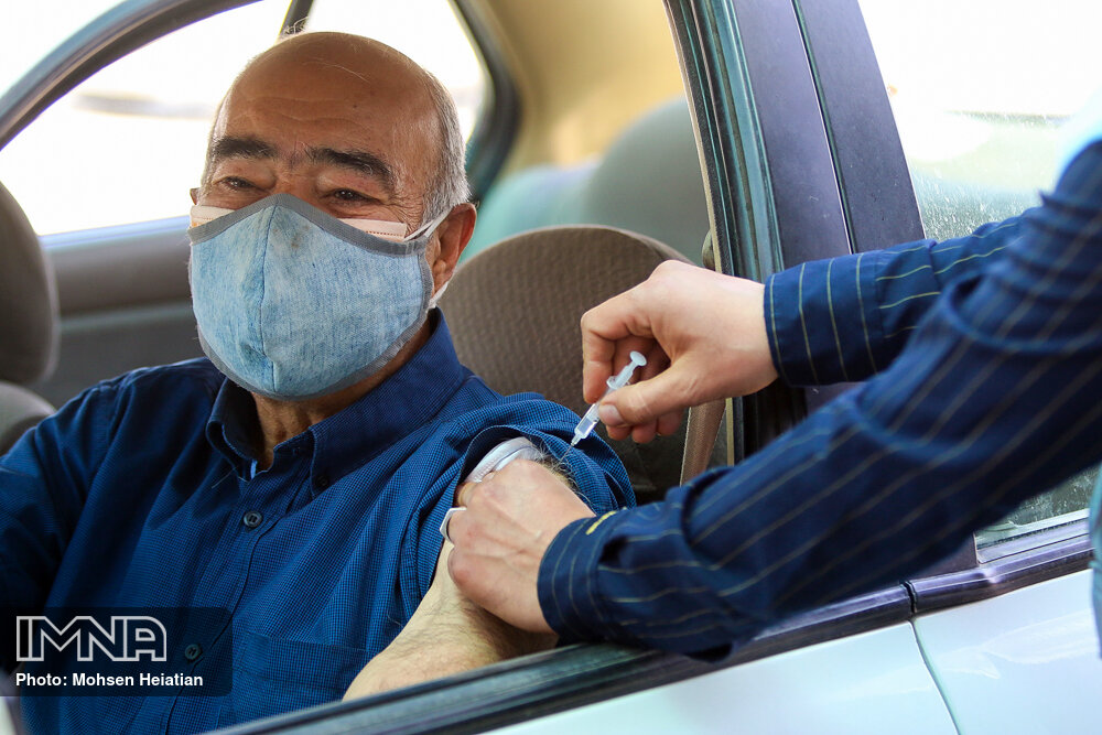 اطلاعیه وزارت بهداشت درباره نوبتدهی هوشمند واکسیناسیون برای سنین بالای ۷۰ سال