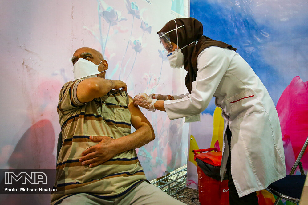 Iran registered 8161 new confirmed coronavirus cases
