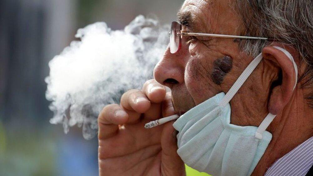 احتمال انتقال کرونا از افراد سیگاری بیشتر است؟