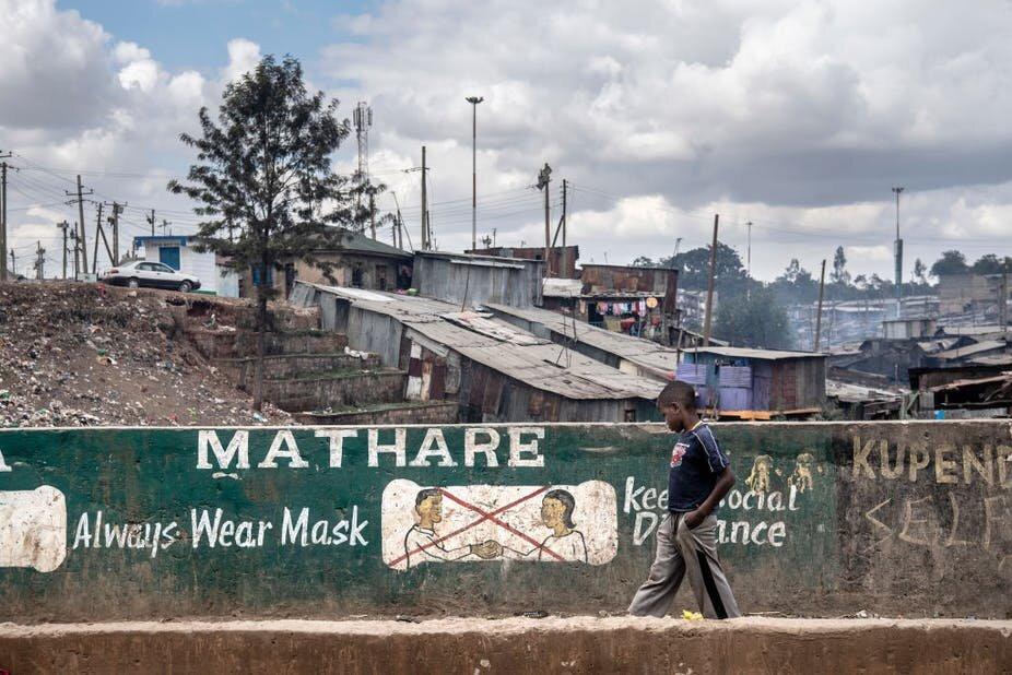 حکایت جذاب نامگذاری سکونتگاههای غیررسمی نایروبی
