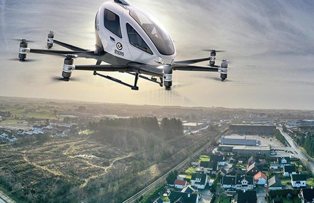 هلسینکی به هواپیماهای بدون سرنشین برقی مجهز میشود