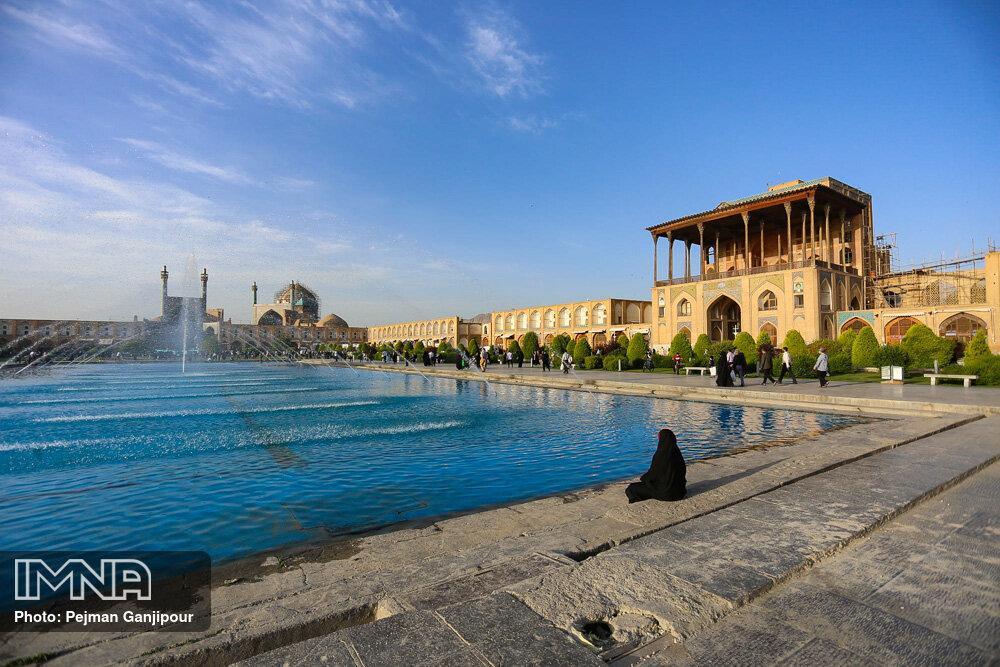 هوای اصفهان همچنان بر مدار زرد و سالم است