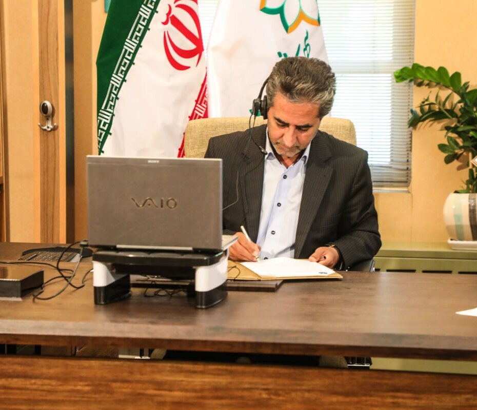 افتتاح پروژه پیاده راه احمد بن موسی (ع) در شهر شیراز