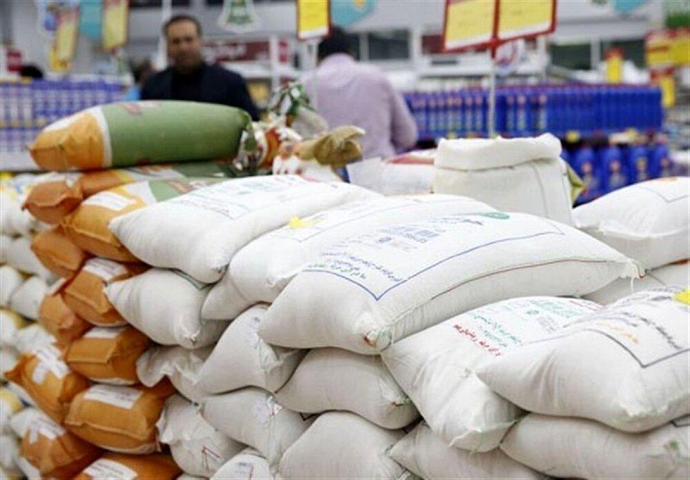 برنج خارجی مورد نیاز کشور تامین است