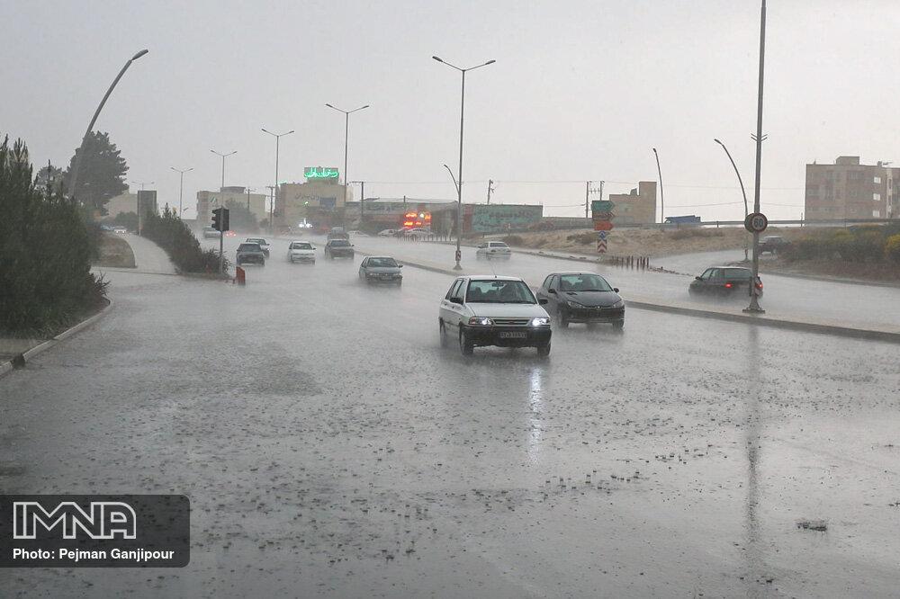 آخر هفته بارانی در برخی استانها