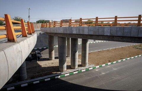 پروژه اتصال میدان نمایشگاه به پل مهندس پرتوی مشهد افتتاح می شود