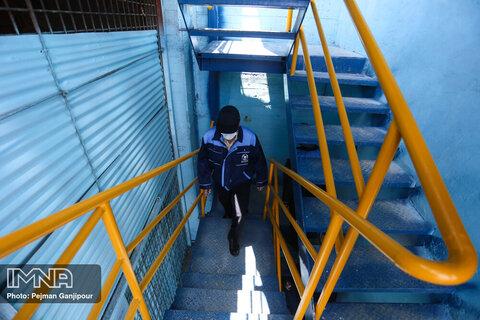 آئین بهره برداری از پروژه های سازمان مدیریت پسماند