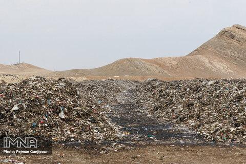 احداث «لندفیل بهداشتی» در سایت دفن پسماندهای شهر بندرعباس