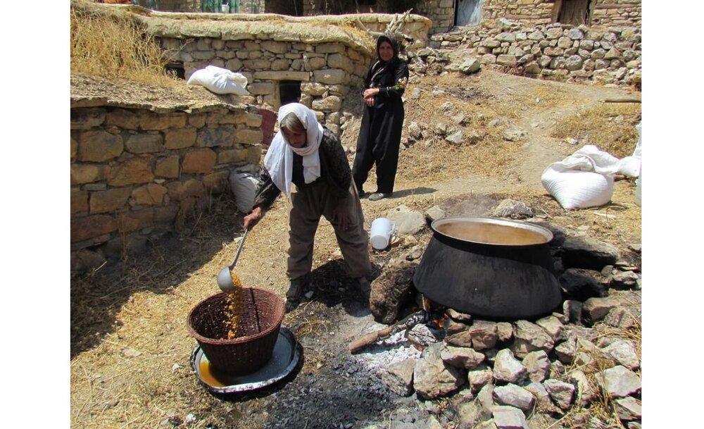 مراتب ثبت ملی هشت اثر میراث فرهنگی ناملموس کردستان