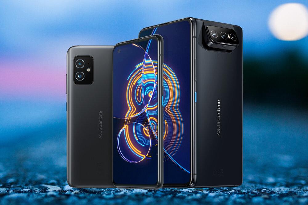 گوشیهای ایسوس Zenfone 8 Flip و Zenfone 8 چه ویژگیهایی دارند؟