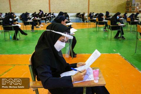 بازدید روزانه ۶ اکیپ از حوزههای امتحانات نهایی