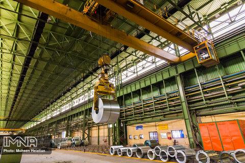 قطعات بومی سازی شده فولاد مبارکه با نمونههای خارجی رقابت میکند
