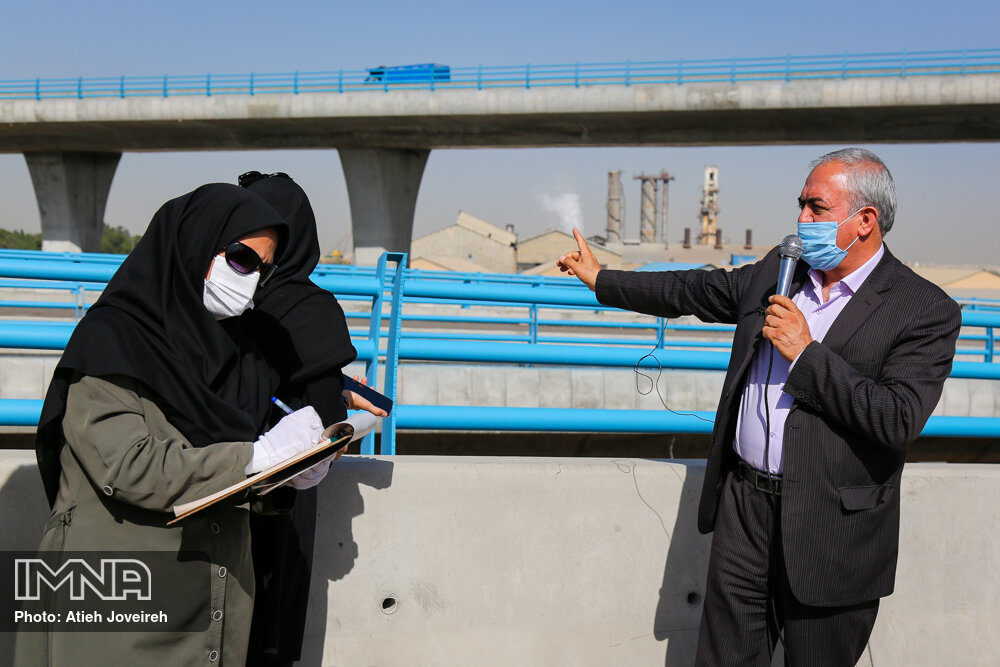 اجرای ابر پروژه «پلهای شهید سلیمانی» در ۲۰ ماه قابل تقدیر است
