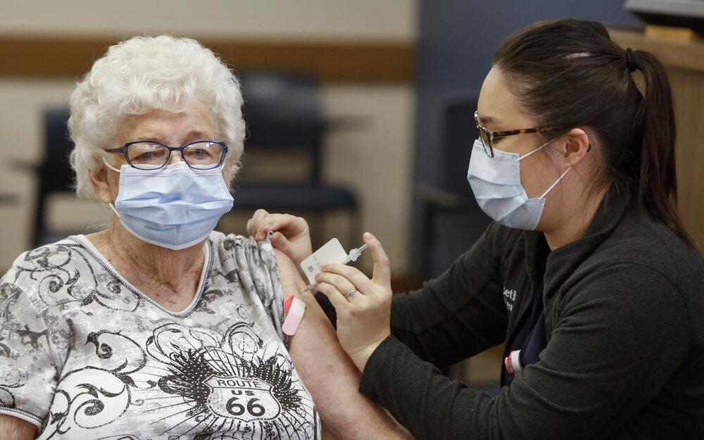 آخرین آمار واکسیناسیون کرونا جهان ٨ مرداد